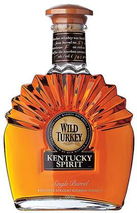 Wild Turkey Bourbon Kentucky Spirit Single Barrel